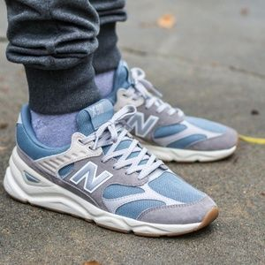 New Balance X90 Reconstructed Blue Marble